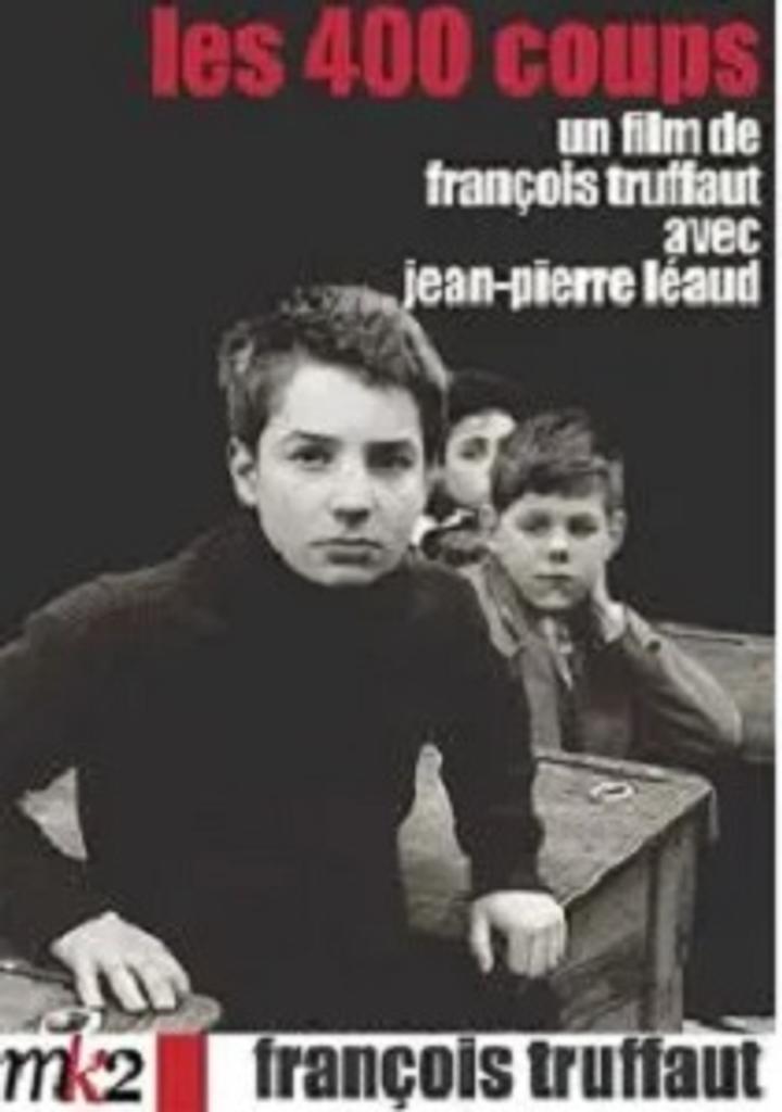 quatre cents coups (Les) = 400 coups (les) / François Truffaut, réalisateur  