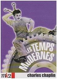 temps modernes (Les ) / Charles Chaplin, réalisateur, acteur, scénariste et compositeur   Chaplin, Charles (1889-1977) - réalisateur, acteur, scénariste, compositeur et producteur anglais. Monteur. Dialoguiste. Compositeur. Interprète