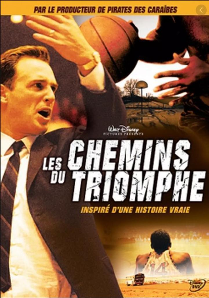 chemins du triomphe (Les) : inspiré d'une histoire vraie / James Gartner, réalisateur   Gartner, James - réalisateur américain. Monteur