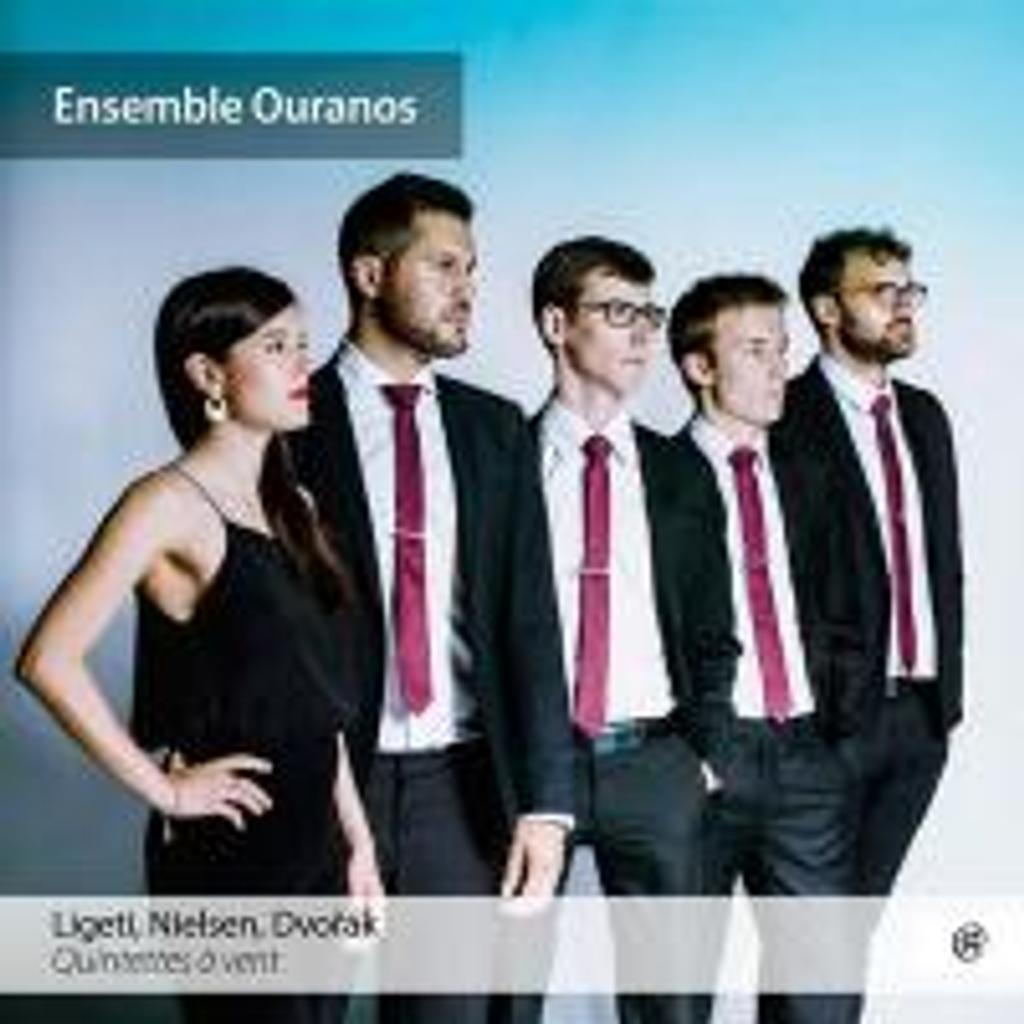 Quintettes à vent / Ensemble Ouranos  
