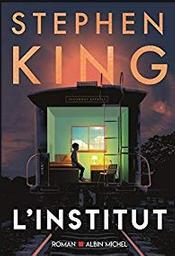 L'Institut / Stephen King | King, Stephen (1947-) - écrivain américain. Auteur