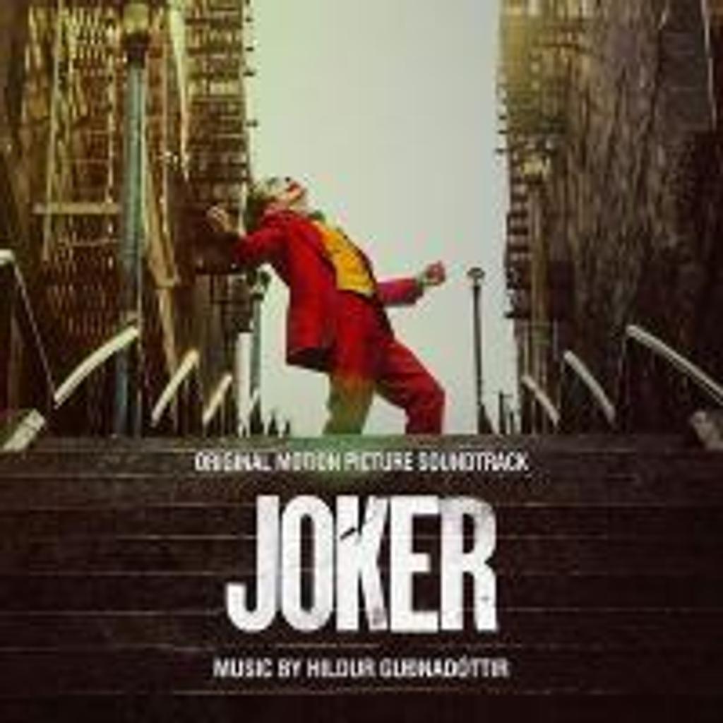 Joker : bande originale du film de Todd Phillips / Hildur Gudnadottir, compositrice  