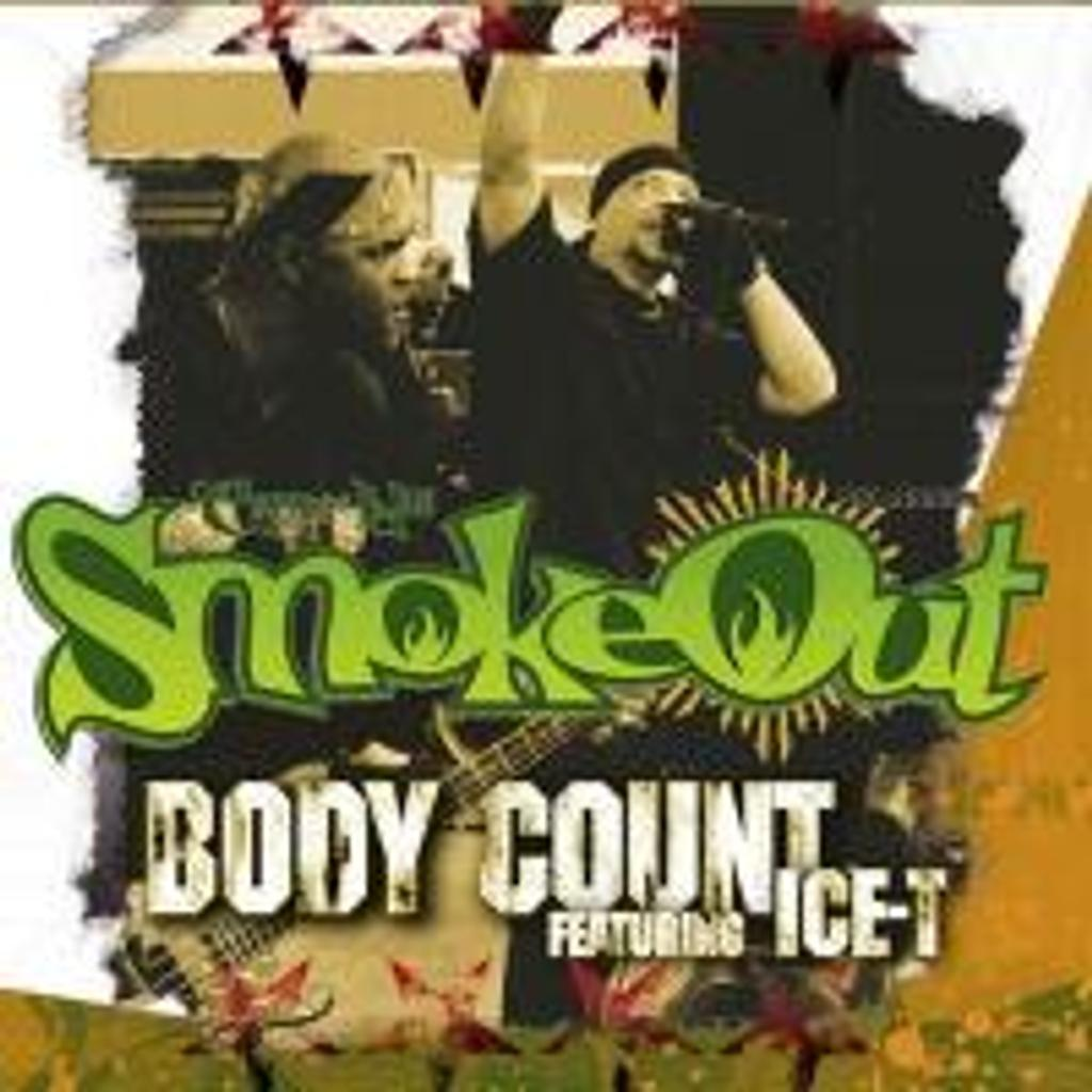 SmokeOut Festival presents Body Count featuring Ice-T / Body Count  