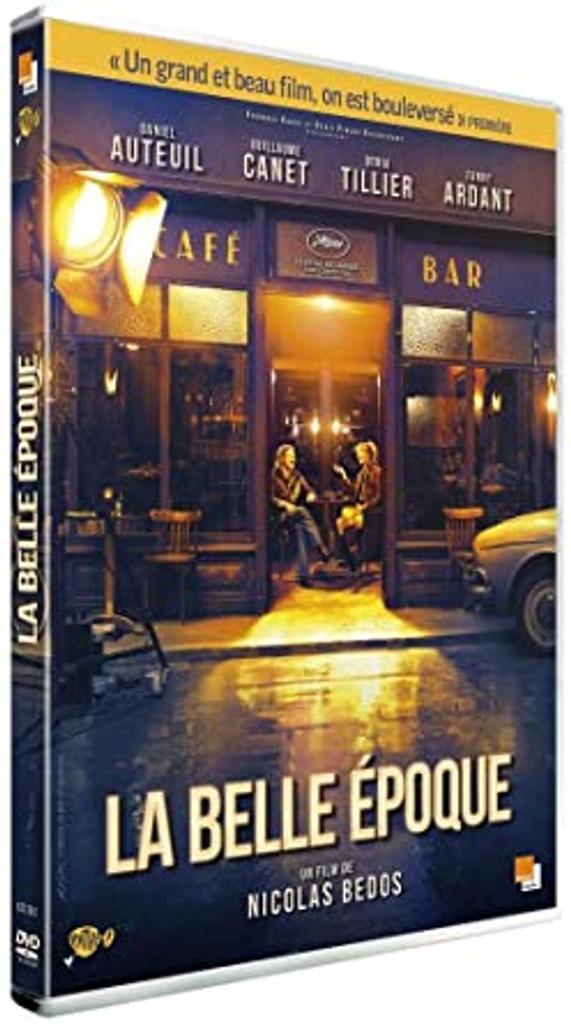 belle époque (La) / Nicolas Bedos, réalisateur et scénariste |