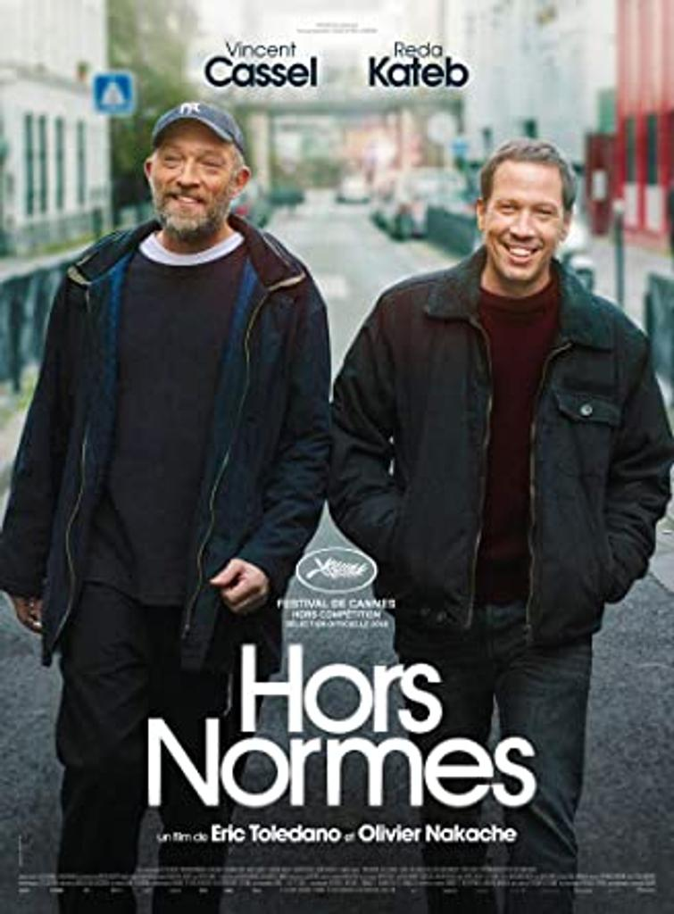 Hors normes / Éric Toledano, Olivier Nakache, réalisateurs et scénaristes |