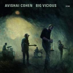 Big vicious / Avishaï Cohen, trompette, synthétiseur | Cohen, Avishai (1970-) - contrebassiste, trompettiste et compositeur israélien de jazz. Interprète. Trompette