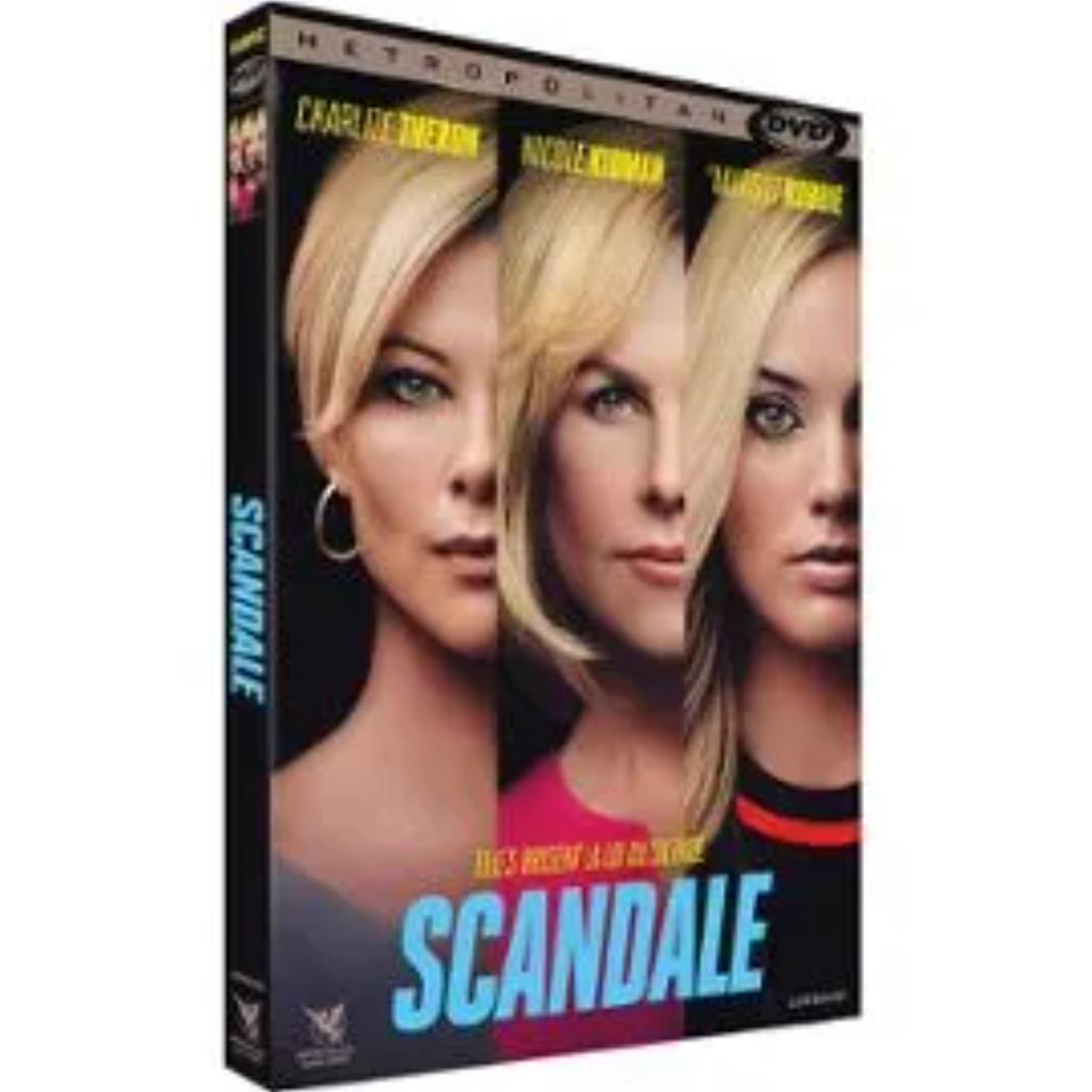 Scandale / Jay Roach, réalisateur |