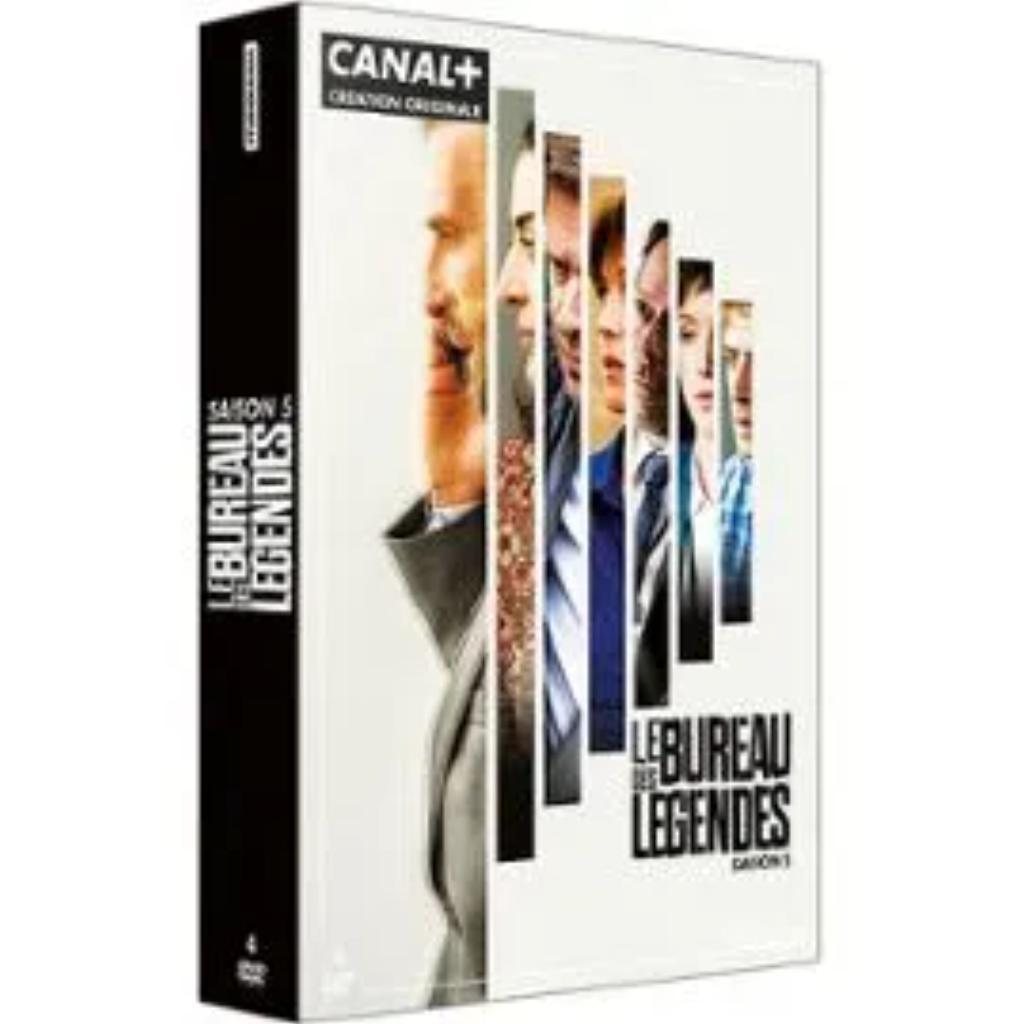 bureau des légendes (Le). Saison 5 / Jacques Audiard, Samuel Collardey, Anna Novion,...[et al.], réalisateurs  