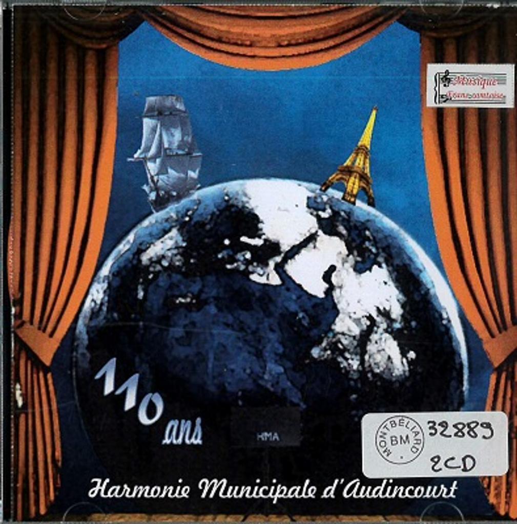 110 ans / Harmonie Municipale d'Audincourt |