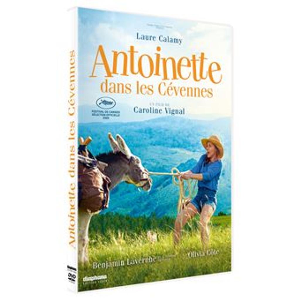 Antoinette dans les Cévennes / Caroline Vignal, réalisatrice et scénariste |