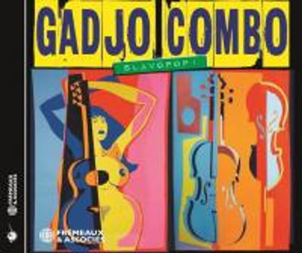 Slavopop ! / Gadjo Combo |