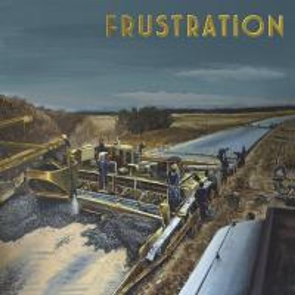 So cold streams / Frustration  
