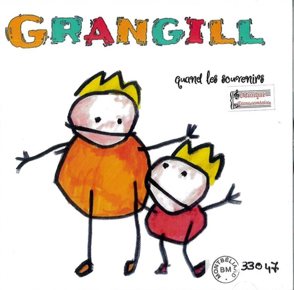 Quand les souvenirs / Grangill  