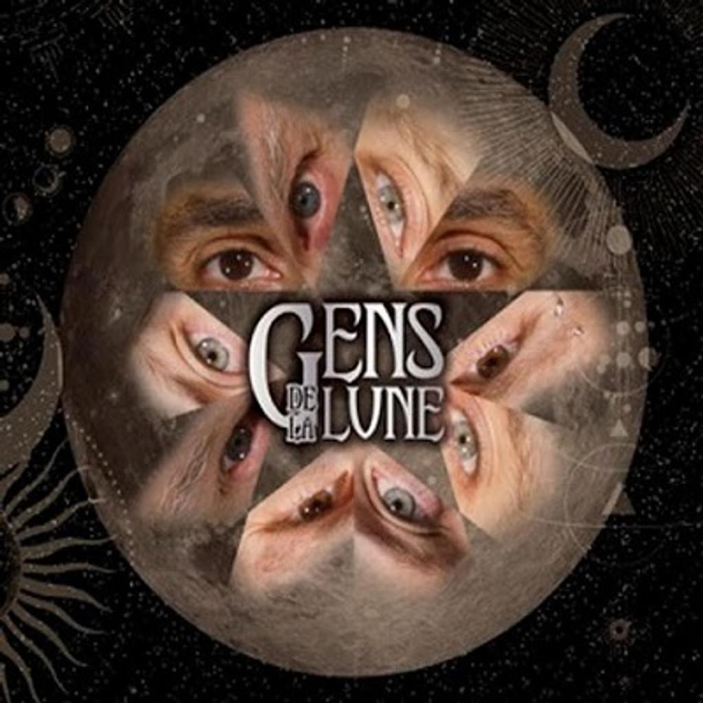 Pentacle de lune / Gens de la Lune  